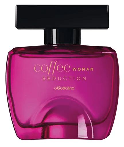O Boticário Coffee Seduction Desodorante Colônia Woman Seduction 100ml