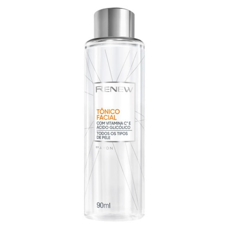 Avon Renew Vitamina C Tônico Facial Renew 90ml