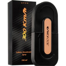 Avon 300 Km/h Colônia Desodorante Spray 100 ml