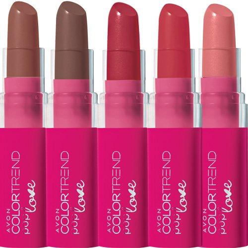 Avon Batom POP LOVE Color Trend 3,6g