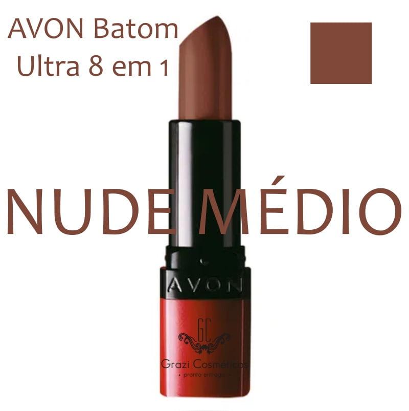 Avon Batom Ultra 8 em 1 Nude Médio 3,6g