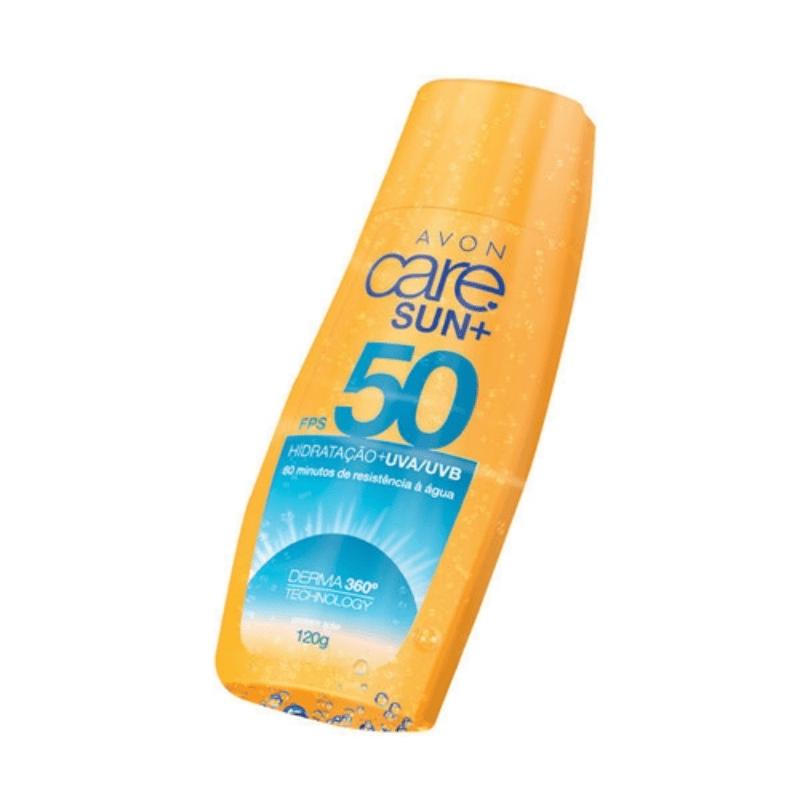 AVON CARE SUN+ Protetor Solar Fps 50 Avon Care Sun 120g Promoção Avon