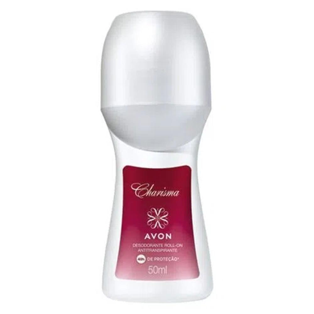 Desodorante Antitranspirante Roll-On Charisma 50 ml