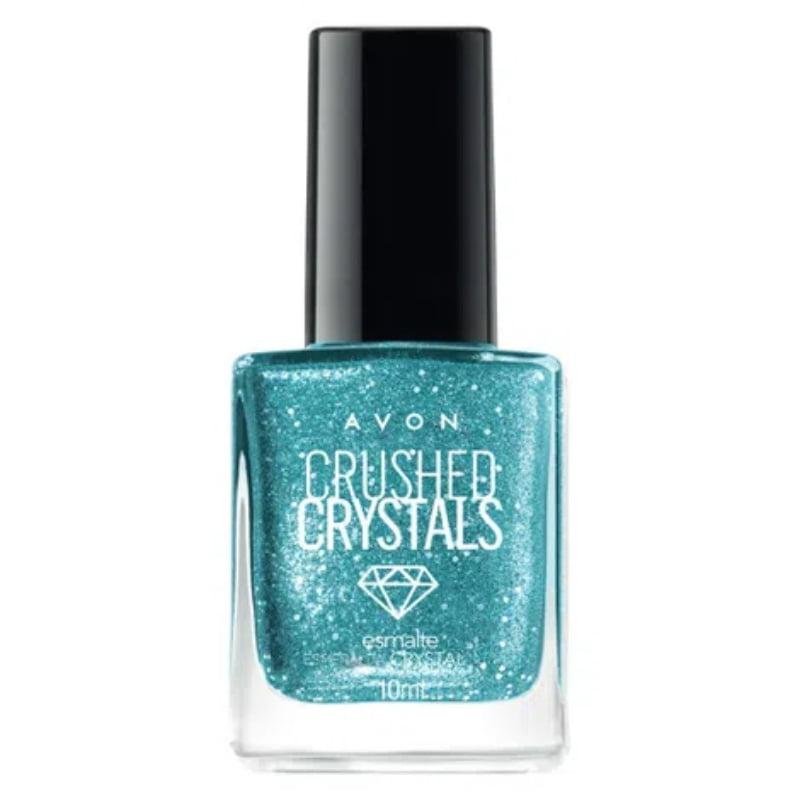 Avon Esmalte Crystal Mark.  Esmeralda Crystal 10 ml