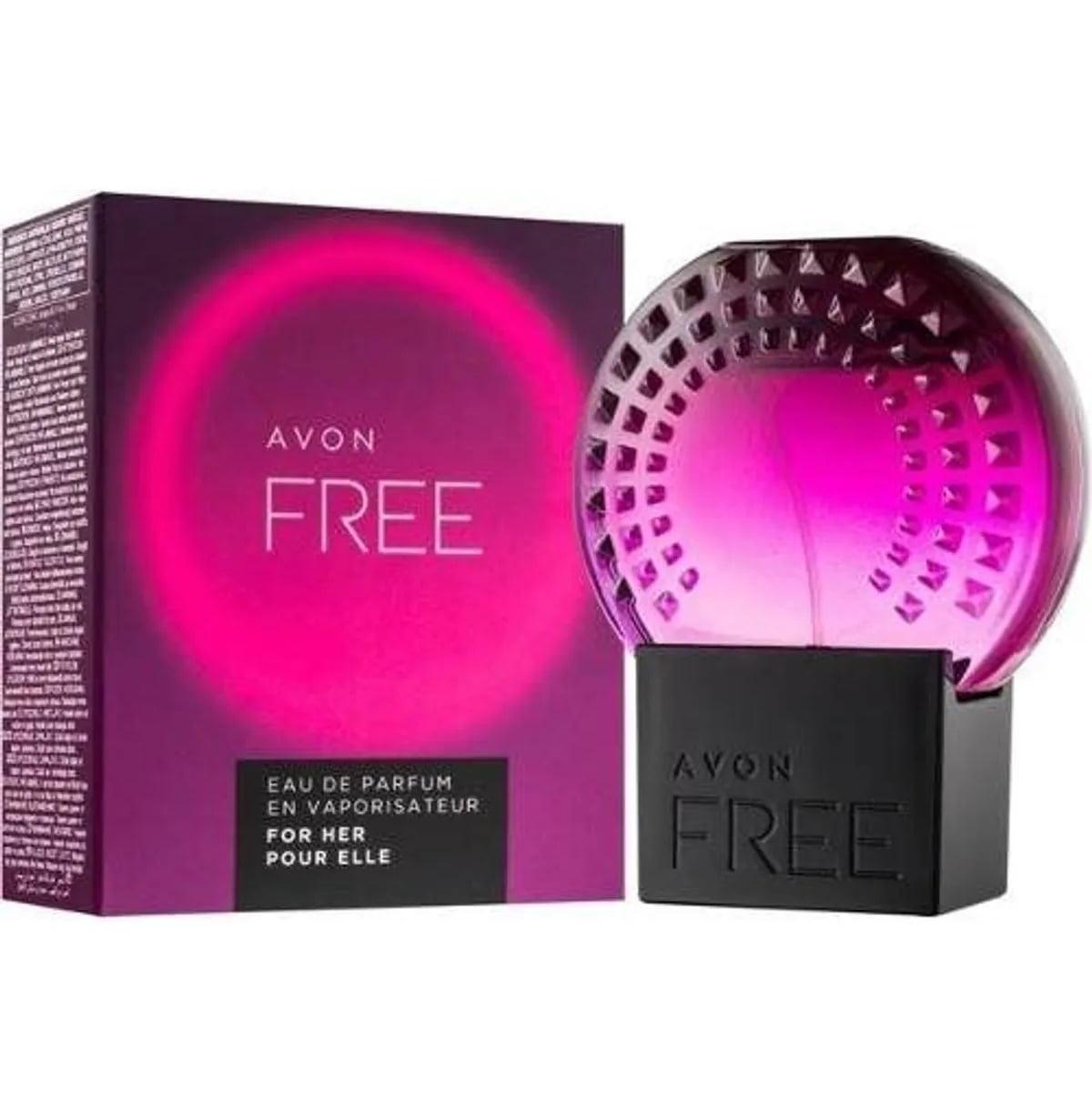 Avon FREE Deo Parfum For Her 50 ml