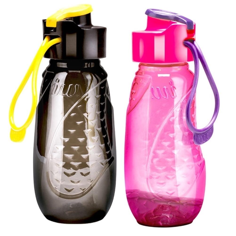 Avon Moda e Casa Garrafa Innovaware Mini Pink + Mini Preta 350 ml