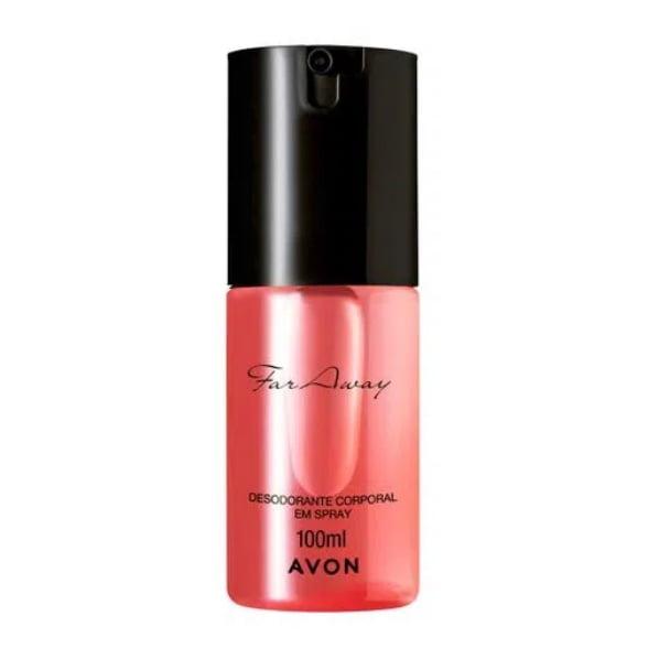 Avon Desodorante Corporal em Spray Far Away 100ml