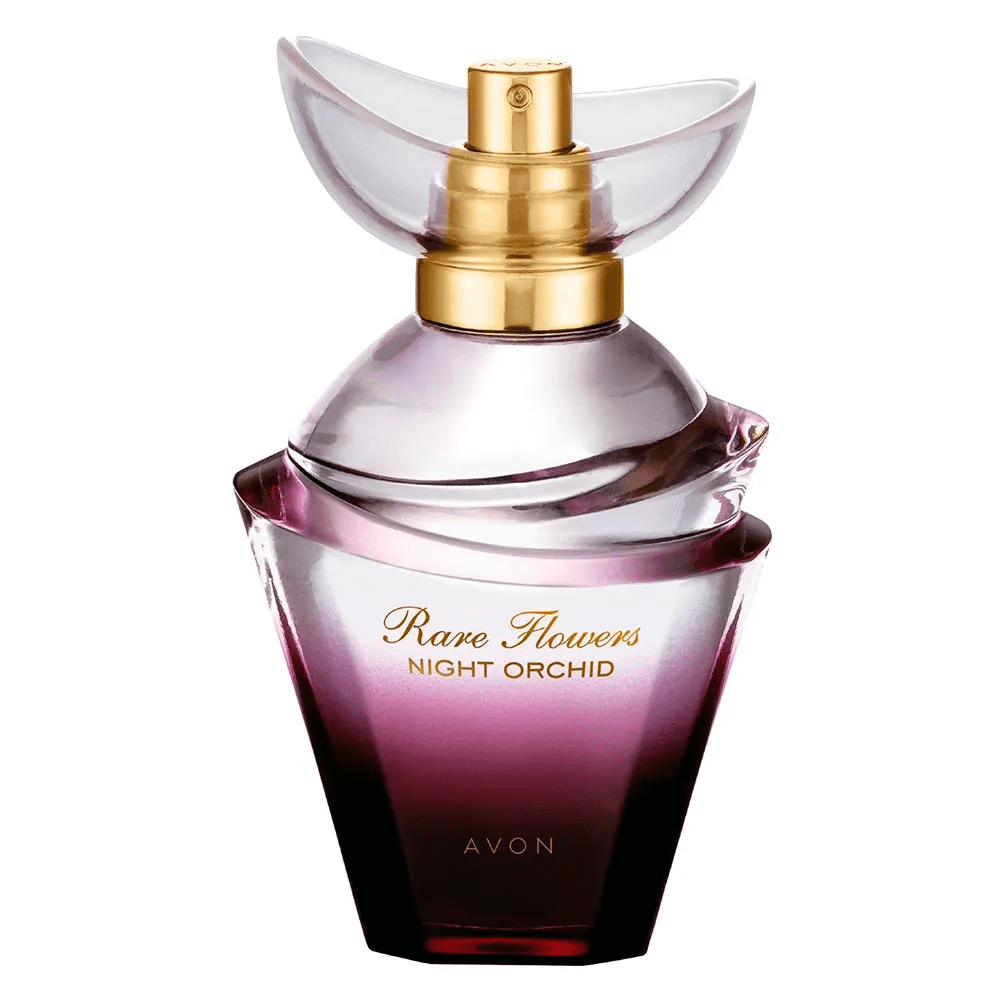 Avon Perfumaria RARE FLOWERS EAU DE PARFUM RARE FLOWERS NIGHT ORCHID - 50 ML