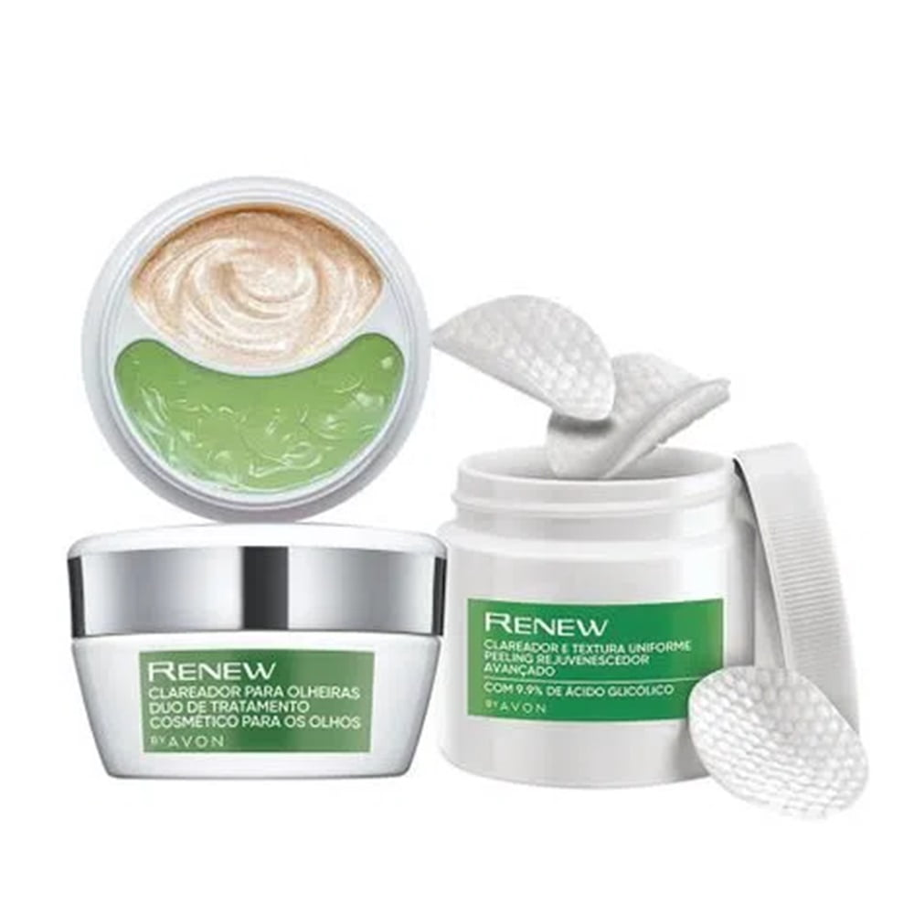 Avon Renew Clinical Kit Clareador