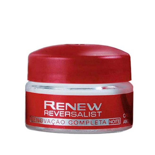 Avon Renew Reversalist Noite Creme Restaurador Anti-idade 15g Miniatura