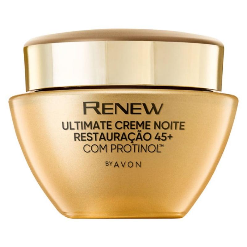 Avon Renew Ultimate 45+ Noite Protinol 50 g