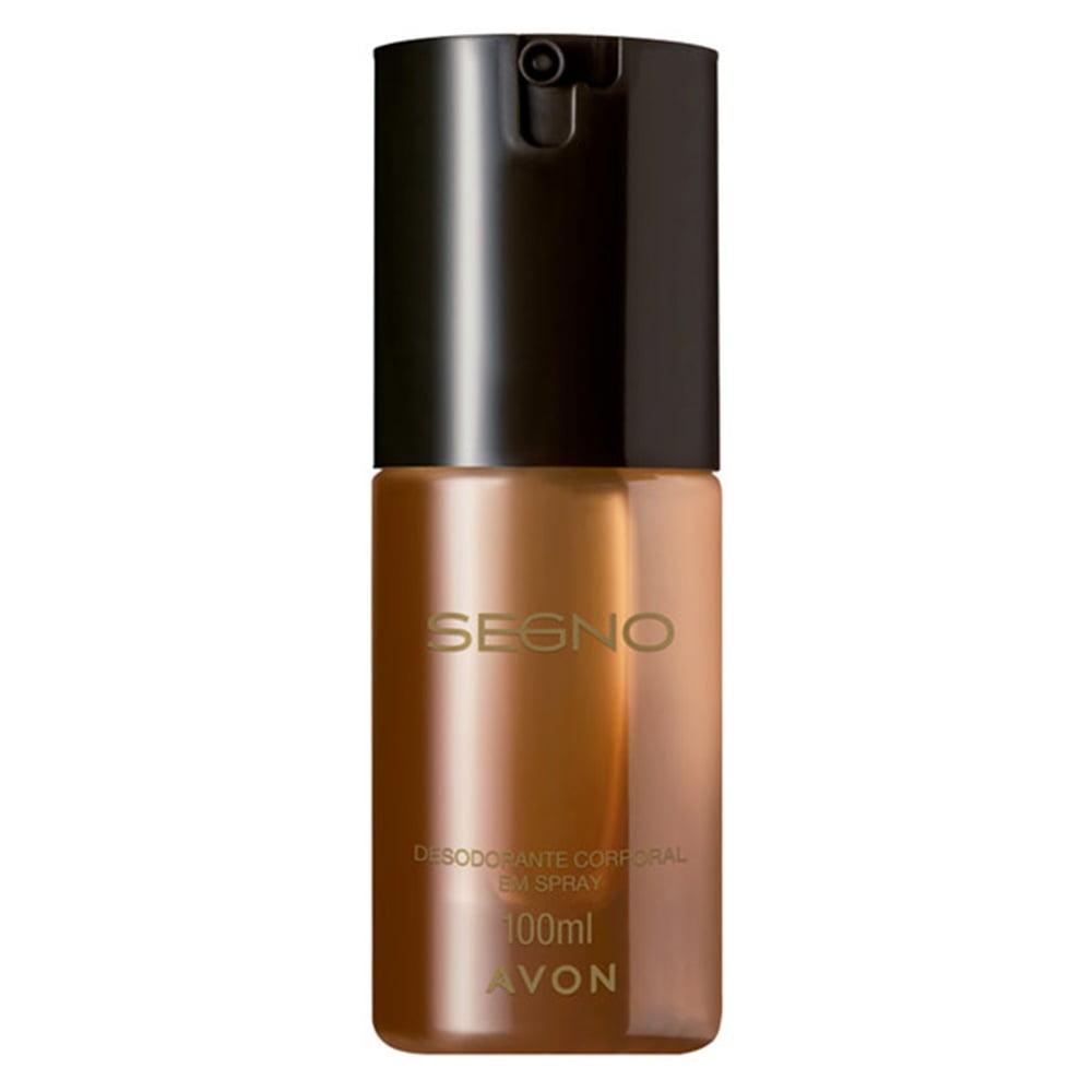 Avon SEGNO Desodorante Corporal em Spray 100ml