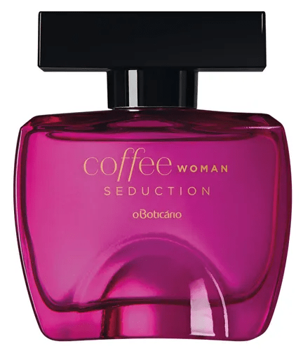 O Boticário Coffee Seduction Desodorante Colônia Woman Seduction 100ml