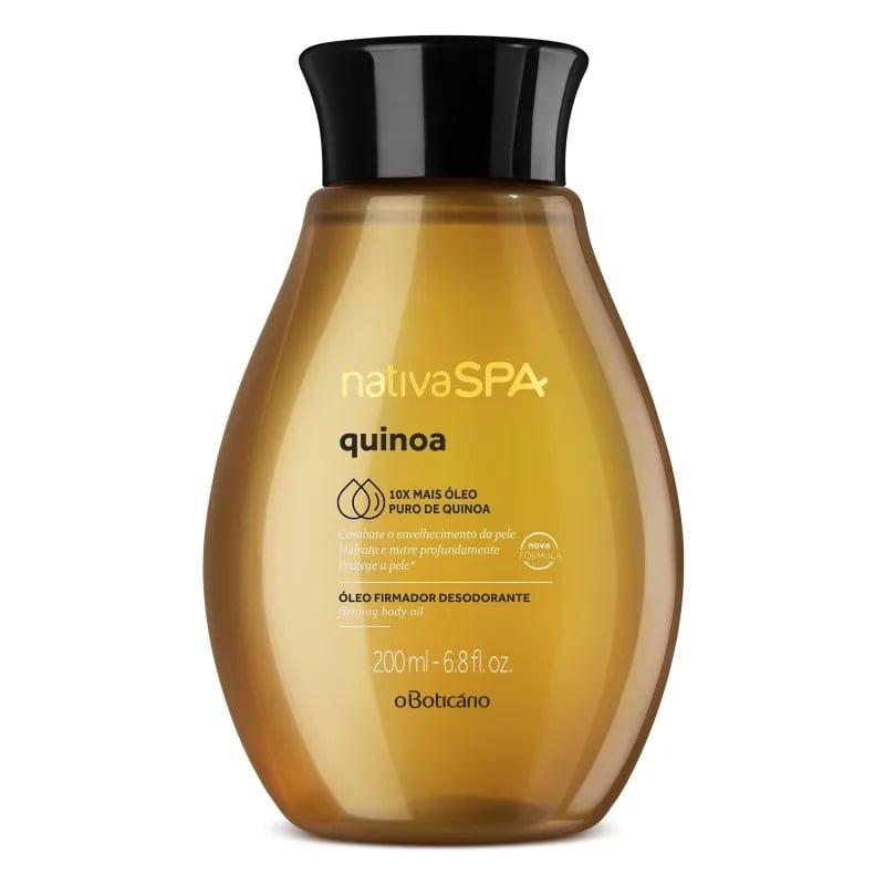 Óleo Desodorante Hidratante Corporal Nativa SPA Quinoa 200ml