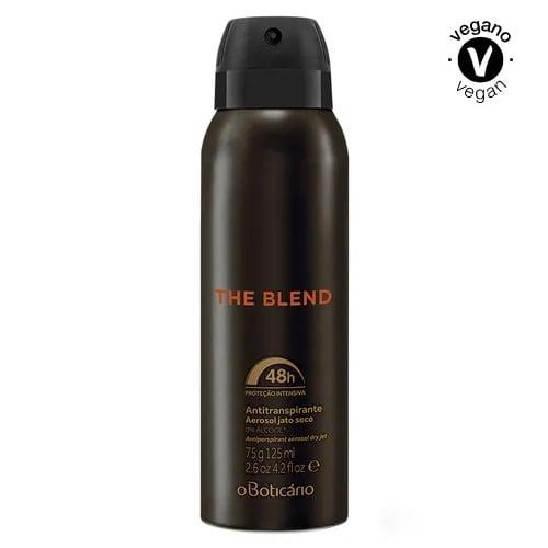 O Boticário The Blend Desodorante Antitranspirante Aerosol, 75g