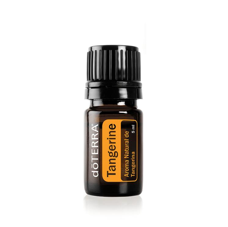 DoTerra Tangerina Aroma Natural de Tangerina Óleo Essencial 5 ml