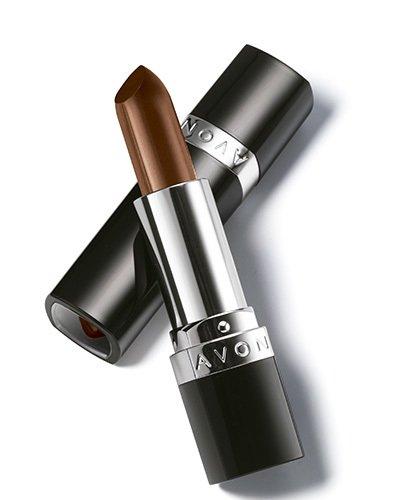 Avon Batom Ultra Color Intenso FPS 15 MARROM Intenso 3,6g