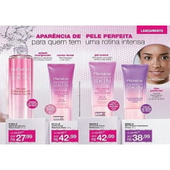 AVON RENEW PERFECT SKIN SPLASH ENERGIZANTE TÔNICO FACIAL 90 ML