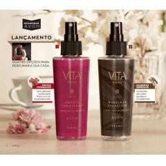 Aromatizador de Ambiente Avon Vita Home Madeiras Especiais 150 ml