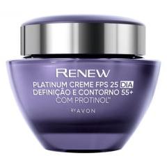Avon Renew Platinum 55+ Dia FPS 25 Protinol 50 g