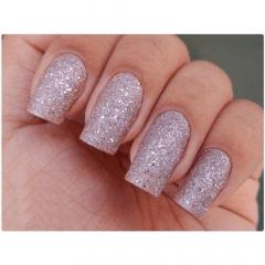 Avon Esmalte Crushed Crystals Prata Crystal 10 ml
