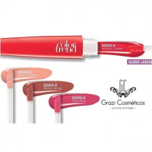 Avon Gloss Labial Cores Reais Color Trend FPS 15 6 ml