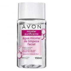 Avon Água Micelar de Limpeza Facial Avon 150 ml