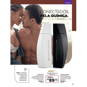 Avon Attraction One Eau de Parfum Intenso 50ml
