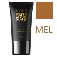 Avon Base Líquida Power Stay Mel 30ml