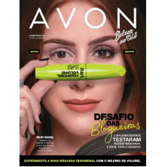 Avon BIG & FENOMENAL  MARK MÁSCARA MARK. BIG & FENOMENAL DE VOLUME PARA CÍLIOS - 10G