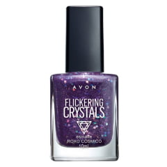 Avon Esmalte FLICKERING CRYSTALS 10 ml