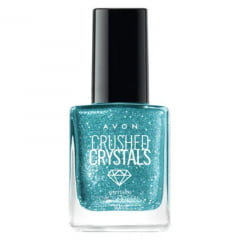AVON ESMALTE CRYSTAL MARK. ESMERALDA CRYSTAL 10 ML