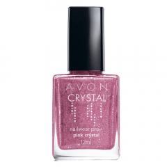 Avon Esmalte Nailwear Pro+ Pink Crystal 12 ml