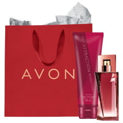Avon Kit Attraction Sensation Her