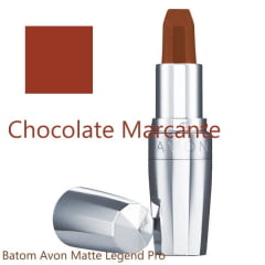AVON LEGEND PRO BATOM MATTE LEGEND  CHOCOLATE MARCANTE 3,6g