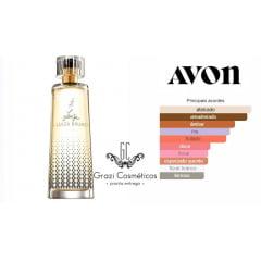 Avon Luiza Brunet Colônia Desodorante Perfume Feminino 100ml