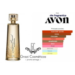 Avon Luiza Brunet Poderosa Deo Parfum Feminino 100ml