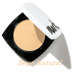 Avon Mark Pó Compacto Facial Nude Matte FPS 35 Bege Natural 11g