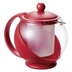 Avon Moda e Casa Bule para Infusão de Chá Vidro
