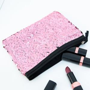 Avon Necessaire Mattelizado Paete Rosa