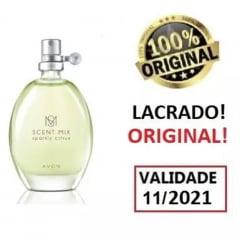 Perfume Avon Feminino Scent Mix Sparkly Citrus 30ml