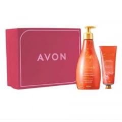 Avon Presente Radiante & Espontânea Especial Hidratação 2 itens