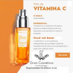 Avon Renew Clinical Kit Vitamina C 30ml NOVO
