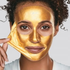 AVON RENEW ULTIMATE MÁSCARA FACIAL COM OURO PEEL-OFF 75g