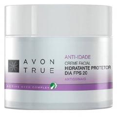 AVON TRUE Creme Facial Anti-idade Hidratante Dia 50 g - Incolor