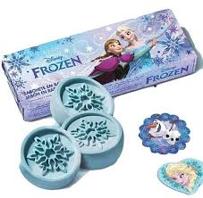 Disney Kit Sabonete em Barra Frozen 3 x 50 g