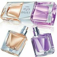 Eau de Parfum Eve Duet 50ml Avon Floral Frutado