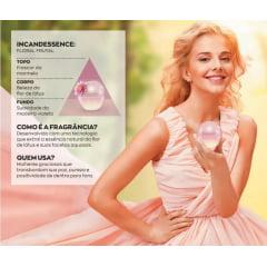 Incandessence Eau De Parfum Avon 50ml