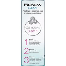 Avon Renew Clean Gel de Limpeza Facial Antiidade 150g