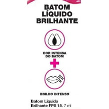 AVON Batom Líquido VINIL Avon Mark. 7 ml